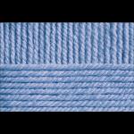 """Пряжа """"Популярная"""" цв. 520 голубая пролеска 50% шерсть 45% акрил 5% об. акрил 10х100гр / 133м """"Пехорка"""""""