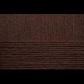"""Пряжа """"Рукодельная"""" цв. 251 коричневый 100% акрил 5х50гр / 175м """"Пехорка"""""""