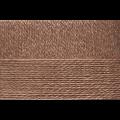 """Пряжа """"Семейная"""" цв. 416 св. коричневый 40% шерсть 60% акрил 5х100гр / 300м """"Пехорка"""""""
