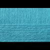 """Пряжа """"Семейная"""" цв. 877 небесно-голубой 40% шерсть 60% акрил 5х100гр / 300м """"Пехорка"""""""