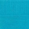 """Пряжа """"Северная"""" цв. 045 т. бирюза 30% ангора 30% полутонкая шерсть 40% об. акрил 10х50гр / 50м """"Пехорка"""""""