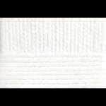 """Пряжа """"Смесовая"""" цв. 001 белый 30% шерсть 70% высокообъёмный акрил 5х200гр / 200м """"Пехорка"""""""