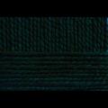 """Пряжа """"Смесовая"""" цв. 002 чёрный 30% шерсть 70% высокообъёмный акрил 5х200гр / 200м """"Пехорка"""""""