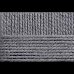 """Пряжа """"Смесовая"""" цв. 048 серый 30% шерсть 70% высокообъёмный акрил 5х200гр / 200м """"Пехорка"""""""