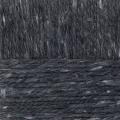 """Пряжа """"Смесовая"""" цв. 711 т. антрацит 30% шерсть 70% высокообъёмный акрил 5х200гр / 200м """"Пехорка"""""""