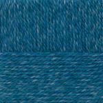 "Пряжа ""Сувенирная"" цв. 1020 синий меланж 50% шерсть 50% акрил 5х200гр / 160м ""Пехорка"""