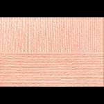 "Пряжа ""Цветное кружево"" цв. 099 абрикос 100% хлопок 4х50гр / 475м ""Пехорка"""