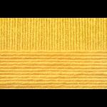 """Пряжа """"Удачная"""" цв. 012 желток 50% шерсть 50% акрил 5х100гр / 250м """"Пехорка"""""""