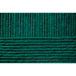 """Пряжа """"Удачная"""" цв. 573 т. изумруд 50% шерсть 50% акрил 5х100гр / 250м """"Пехорка"""""""