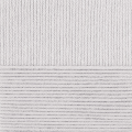 """Пряжа """"Удачный выбор"""" цв. 008 св. серый 100% акрил 5х100гр / 200м """"Пехорка"""""""