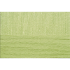 """Пряжа """"Успешная"""" цв. 009 зел. яблоко 100% мерсеризованный хлопок 10х50гр / 220м """"Пехорка"""""""