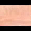 """Пряжа """"Успешная"""" цв. 018 персик 100% мерсеризованный хлопок 10х50гр / 220м """"Пехорка"""""""