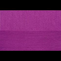 """Пряжа """"Успешная"""" цв. 087 т. лиловый 100% мерсеризованный хлопок 10х50гр / 220м """"Пехорка"""""""