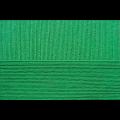 """Пряжа """"Успешная"""" цв. 480 яр. зелень 100% мерсеризованный хлопок 10х50гр / 220м """"Пехорка"""""""