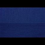 """Пряжа """"Успешная"""" цв. 004 т. синий 100% мерсеризованный хлопок 10х50гр / 220м """"Пехорка"""""""