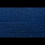 """Пряжа """"Уютная"""" цв. 004 т. синий 85% акрил 15% полиамид 5х100гр / 230м """"Пехорка"""""""