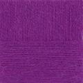 """Пряжа """"Великолепная"""" цв. 078 фиолетовый 30% ангора 70% об. акрил 10х100гр / 300м """"Пехорка"""""""