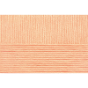 """Пряжа """"Весенняя"""" цв. 186 манго 100% мерсеризованный хлопок 5х100гр / 250м """"Пехорка"""""""