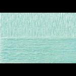 "Пряжа ""Жемчужная"" цв. 411 мята 50% хлопок 50% вискоза 5х100гр / 425м ""Пехорка"""