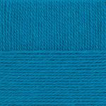 """Пряжа """"Зимний вариант"""" цв. 014 морская волна 95% шерсть 5% об. акрил 10х100гр / 100м """"Пехорка"""""""