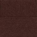 """Пряжа """"Зимняя премьера"""" цв. 017 шоколад 50% мериносовая шерсть 50% об. акрил 10х100гр / 150м """"Пехорка"""""""