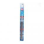 """Крючок алюминиевый с пластиковой ручкой № 3.0 14см  """"Prym"""" (Германия)"""