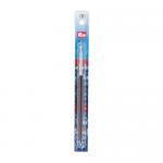 """Крючок алюминиевый с пластиковой ручкой № 4.0 14см  """"Prym"""" (Германия)"""