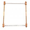"""Пяльцы-рамка с регулируемыми планками 68см """"Elbesee"""" (Великобритания)"""