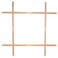 """Рамка для батика с регулируемыми планками 50х50см """"Elbesee"""" (Великобритания)"""