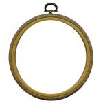 Пяльцы-рамка круглые Диаметр 18 см