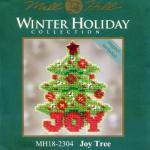 """Набор для вышивания бисером - магнит """"Дерево радости"""" """"Mill Hill"""" (США)"""
