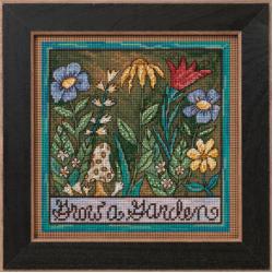 """Набор для вышивания бисером """"Вырастим сад"""""""