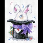 """Канва с рисунком """"Волшебный кролик"""" """"МП Студия"""""""