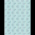 "Канва Аида 18 с фоновым рисунком КД-061 21х30см ""МП Студия"""
