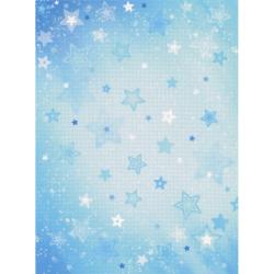 "Канва Аида 18 с фоновым рисунком КД-078 30х40см ""МП Студия"""