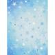 "Канва Аида 18 с фоновым рисунком КД-077 21х30см ""МП Студия"""