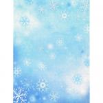 "Канва Аида 18 с фоновым рисунком КД-080 30х40см ""МП Студия"""