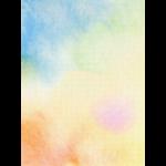 "Канва Аида 18 с фоновым рисунком КД-083 21х30см ""МП Студия"""