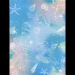 "Канва Аида 18 с фоновым рисунком КД-089 21х30см ""МП Студия"""
