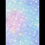 "Канва Аида 18 с фоновым рисунком КД-091 21х30см ""МП Студия"""