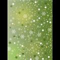 "Канва Аида 18 с фоновым рисунком КД-093 21х30см ""МП Студия"""