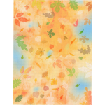 "Канва Аида 14 с фоновым рисунком КД14-105 21х30см ""МП Студия"""