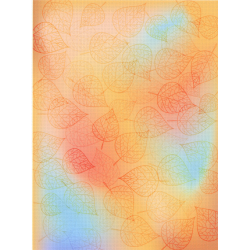 "Канва Аида 14 с фоновым рисунком КД14-107 21х30см ""МП Студия"""