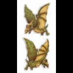 """Набор для вышивания """"Динозавры. Птеродактиль"""" """"МП Студия"""""""