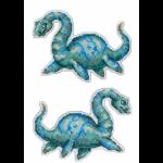 """Набор для вышивания """"Динозавры. Плезиозавр"""" """"МП Студия"""""""