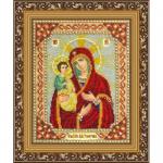 """Набор для вышивания бисером """"Пресвятая Богородица Троеручица"""" """"Паутинка"""""""