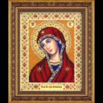 """Набор для вышивания бисером """"Пресвятая Богородица Огневидная"""" """"Паутинка"""""""
