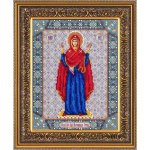 """Набор для вышивания бисером """"Пресвятая Богородица Нерушимая стена"""" """"Паутинка"""""""