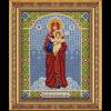 """Набор для вышивания бисером """"Пресвятая Богородица Благодатное небо"""" """"Паутинка"""""""