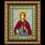 """Набор для вышивания бисером """"Святая Великомученица Екатерина"""" """"Паутинка"""""""